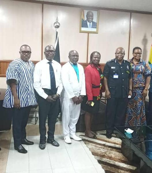 Read more about the article CSOs Call On IGP To Brainstorm Over Security Issues